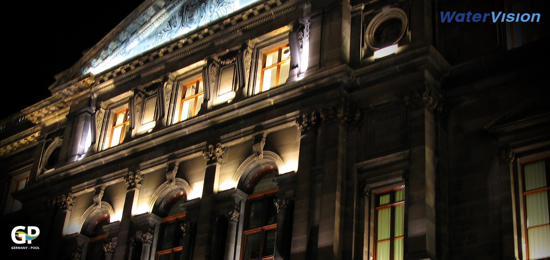 Архитектурное светодиодное освещение 3