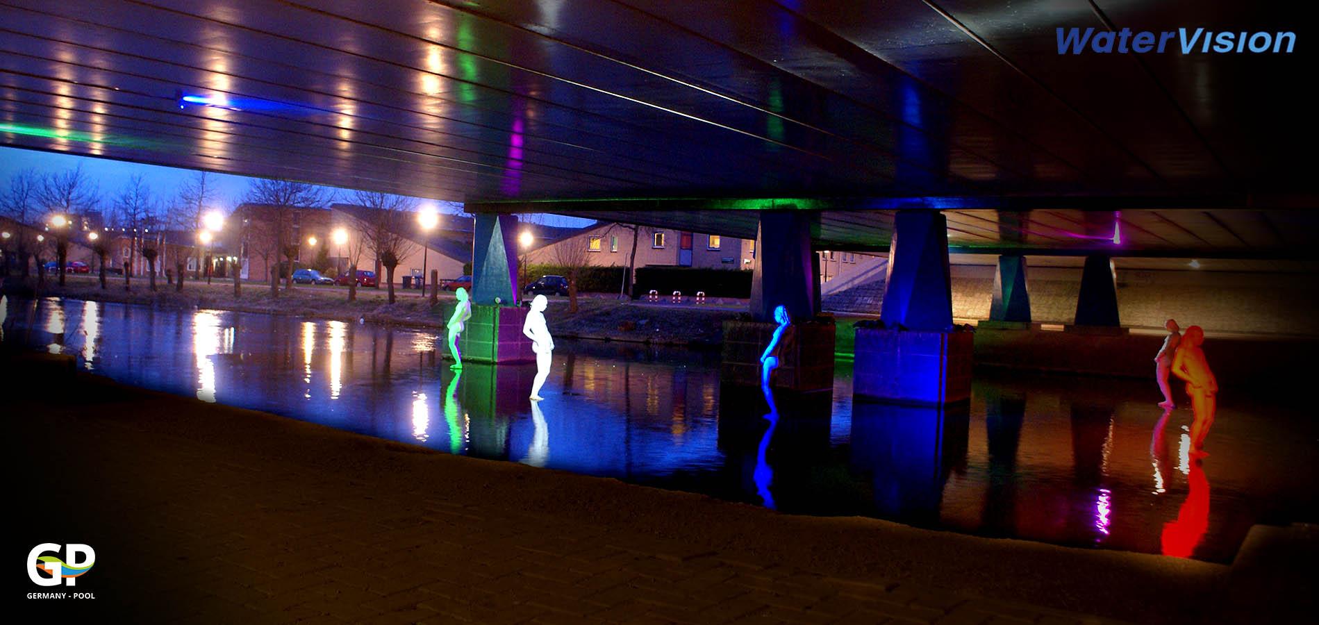 Светодиодное освещение для фонтанов 7