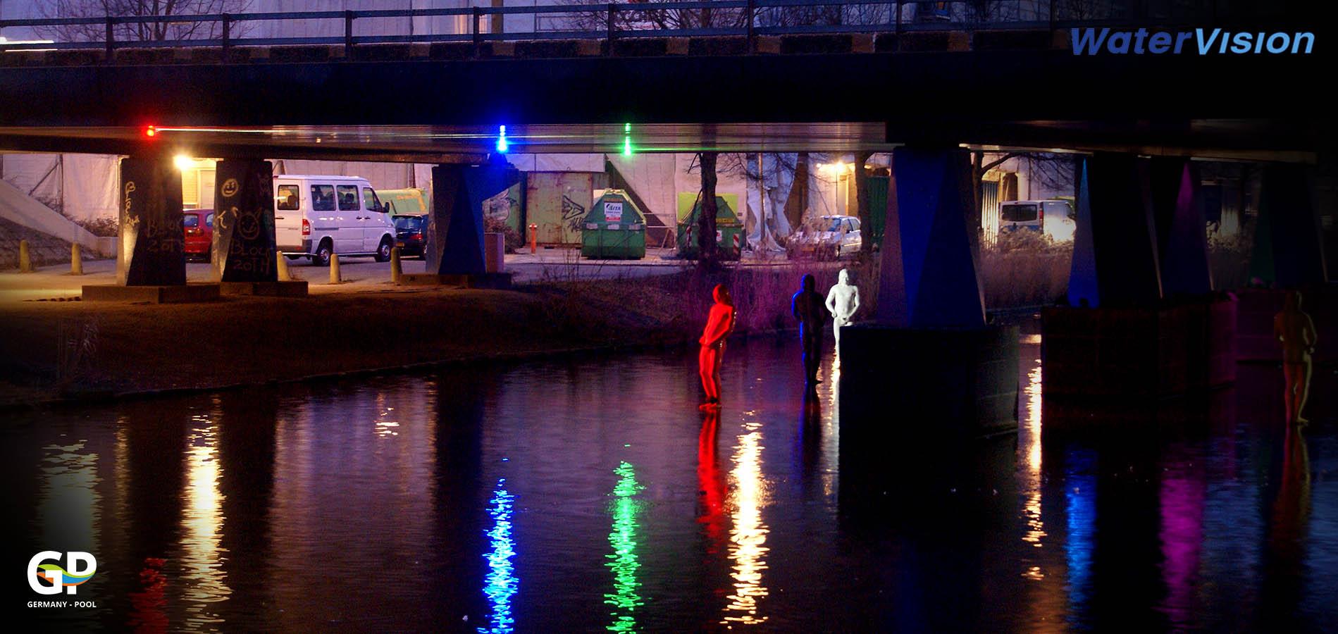 Светодиодное освещение для фонтанов 8