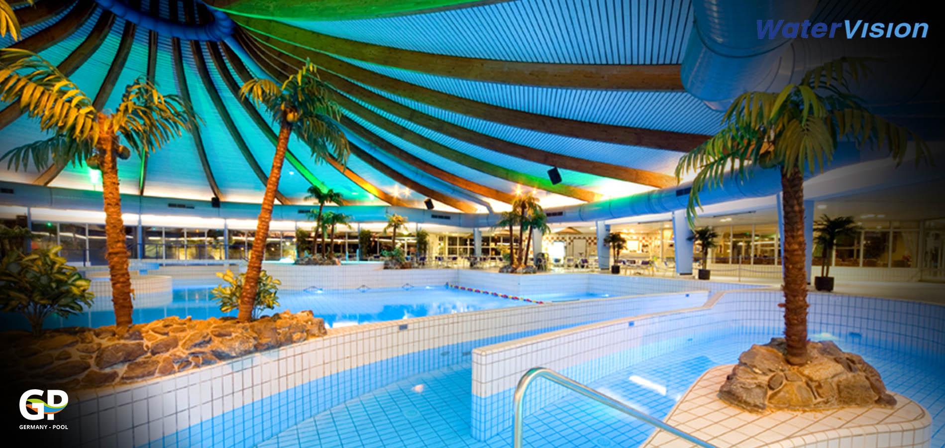 Светодиодное освещение для помещений с бассейнами 8