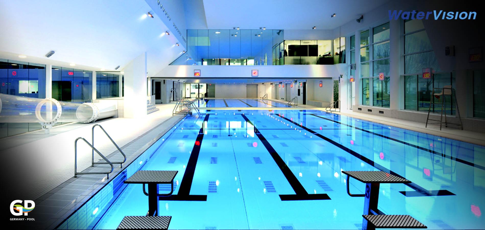 Светодиодное освещение для помещений с бассейнами 11