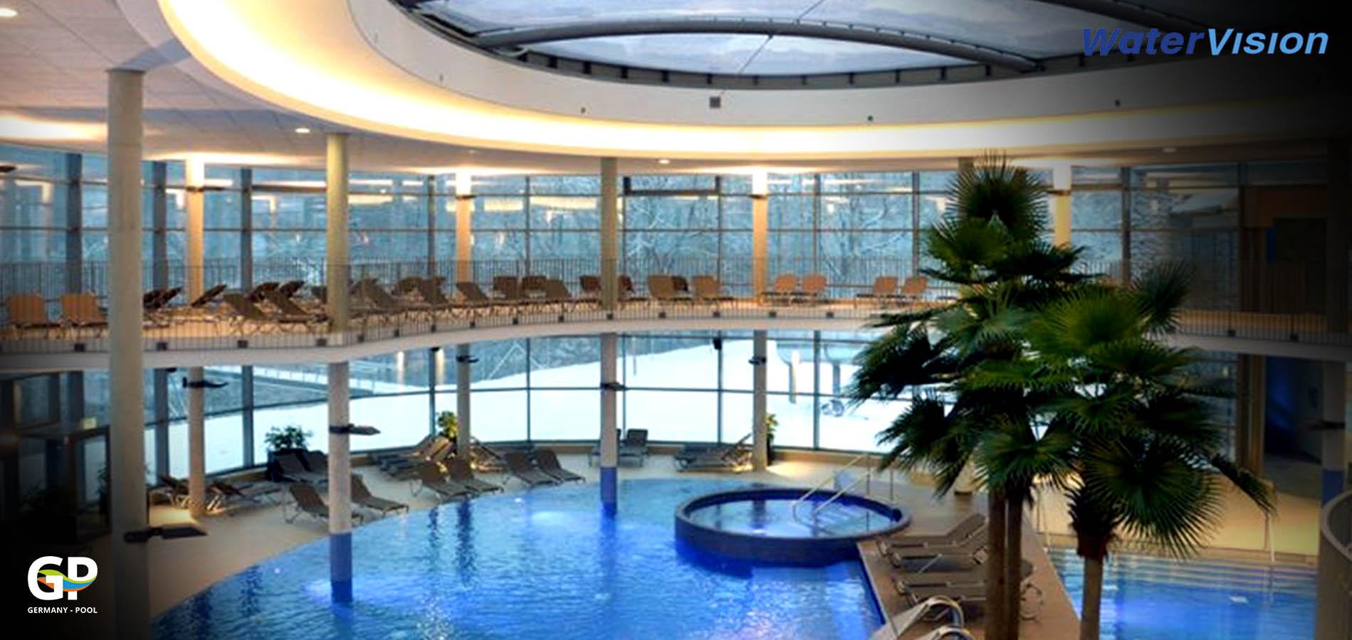 Светодиодное освещение для помещений с бассейнами 12