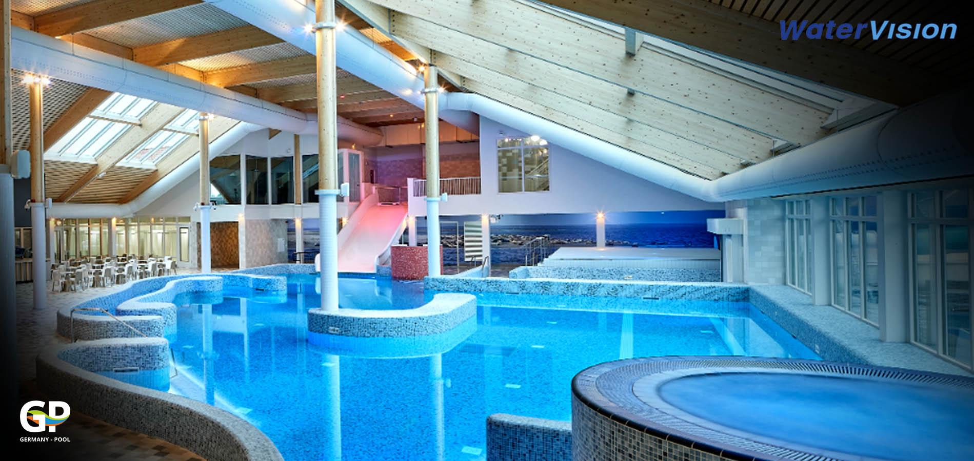 Светодиодное освещение для помещений с бассейнами 7