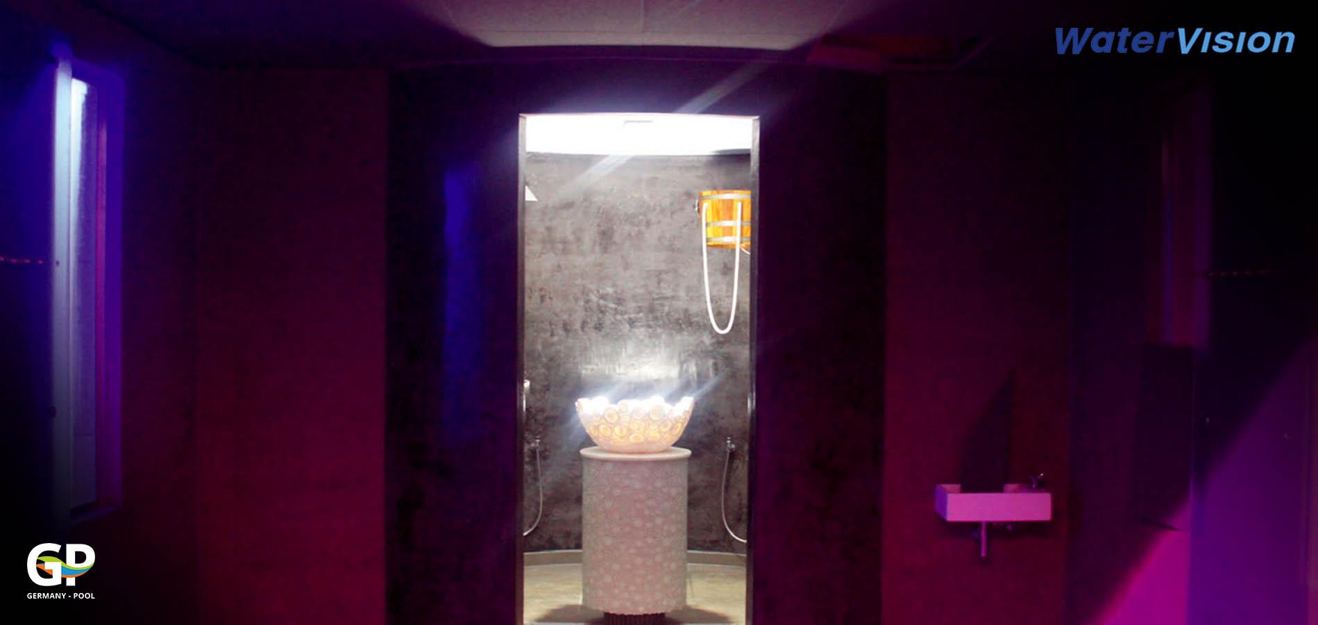 Светодиодное освещение для саун, wellness и SPA 3
