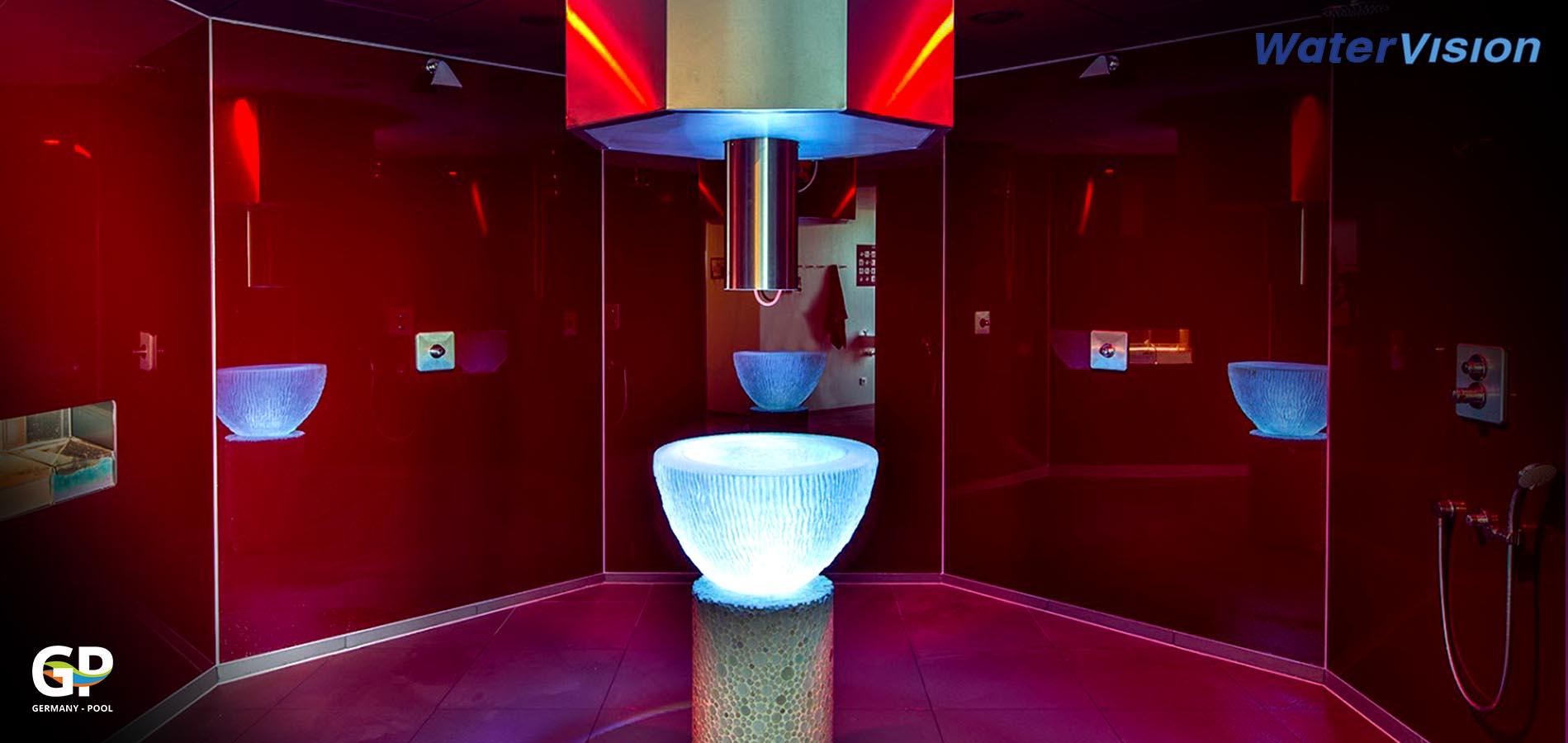 Светодиодное освещение для саун, wellness и SPA 2
