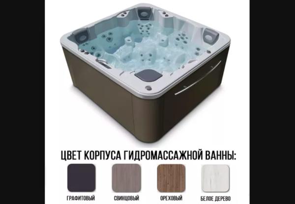 Гидромассажный бассейн Fluidra Evolution 5