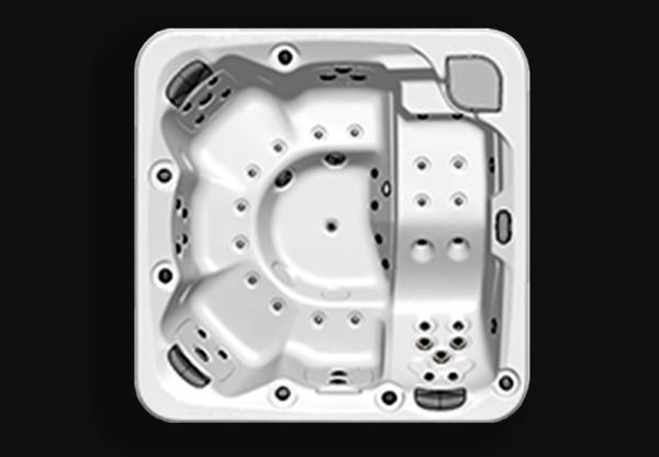 Гидромассажный бассейн Fluidra Select E 1