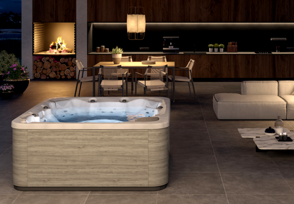 Гидромассажный бассейн Fluidra Select E 2