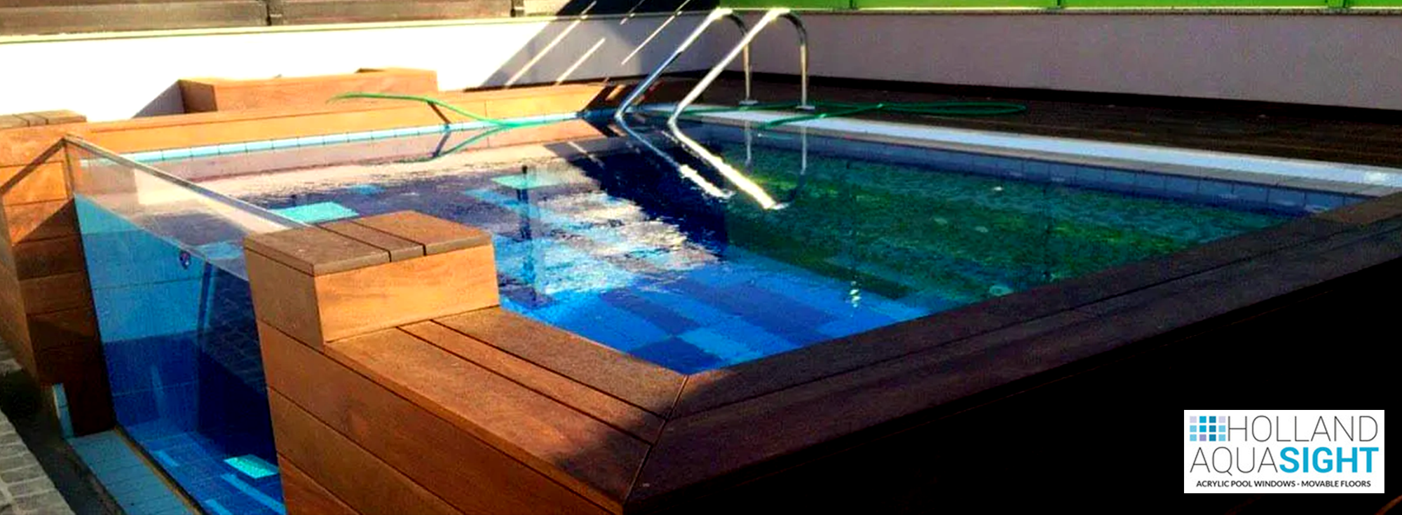 Остекление бассейнов 5