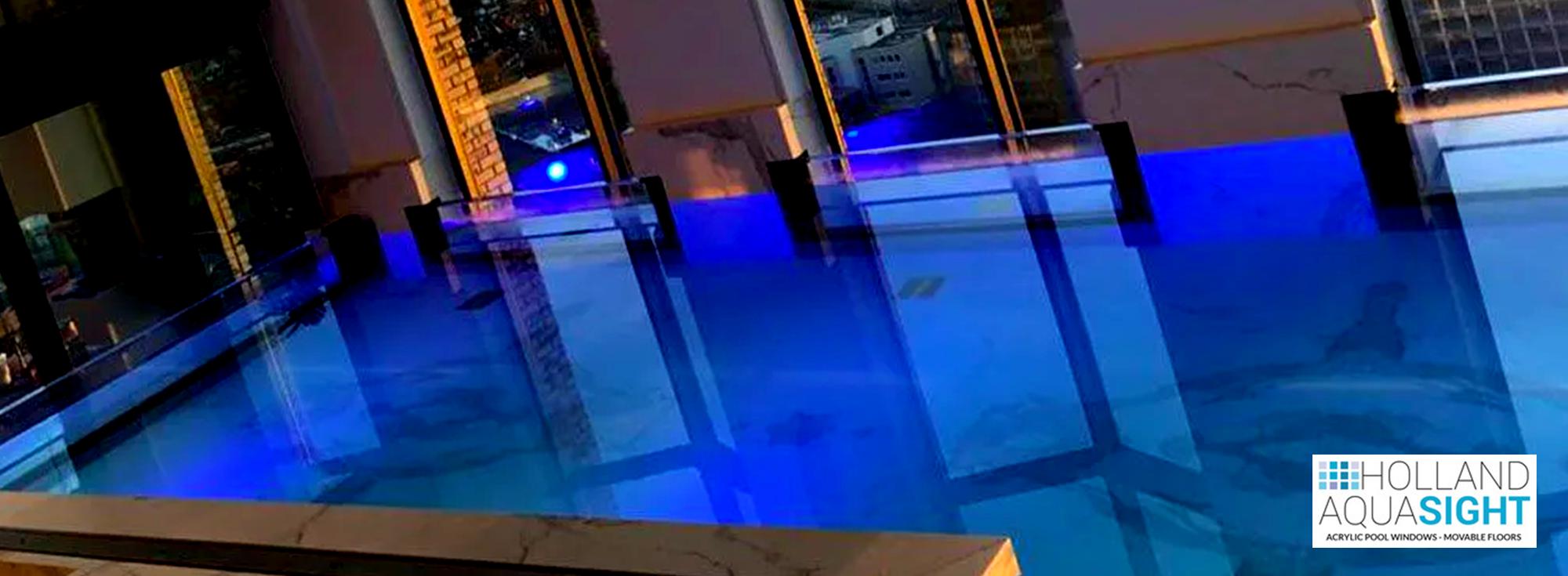 Остекление бассейнов 16