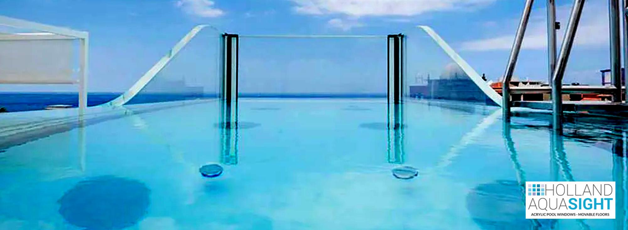 Остекление бассейнов 25