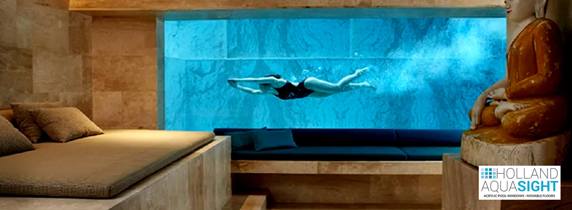 Остекление бассейнов 28