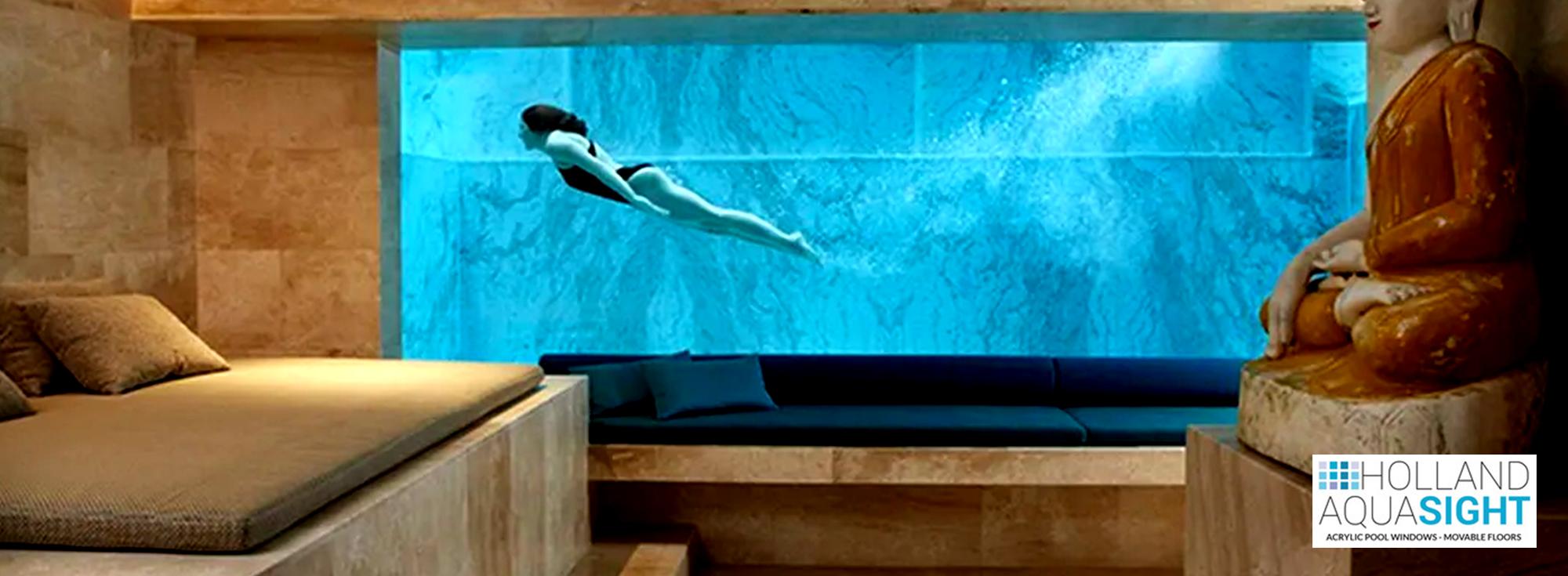 Остекление бассейнов 29