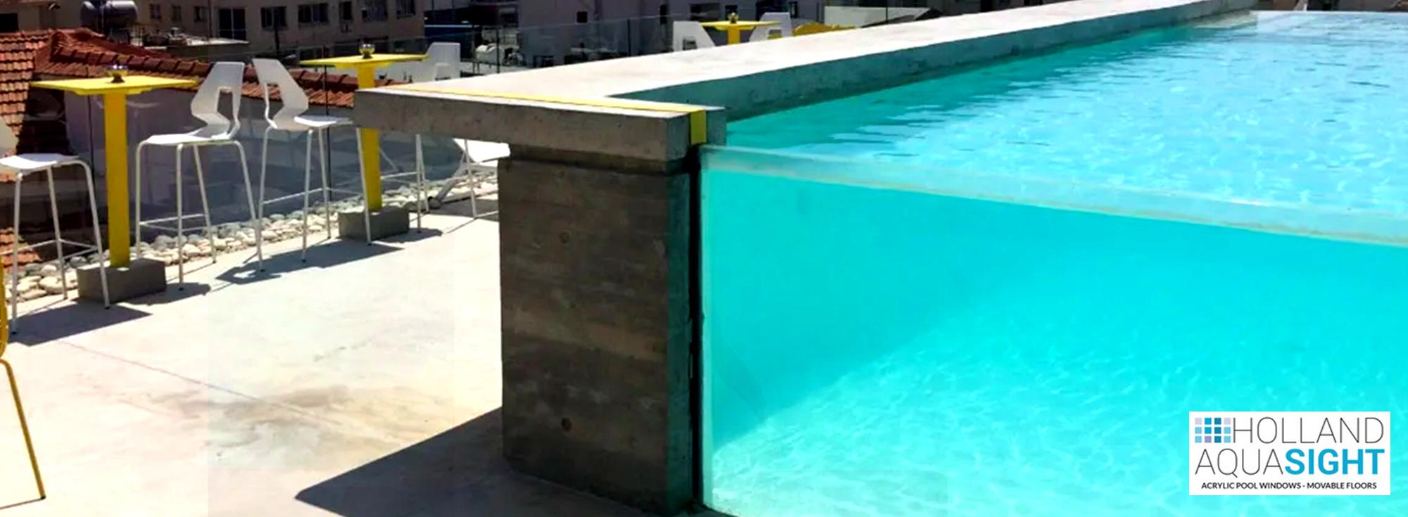 Остекление бассейнов 8