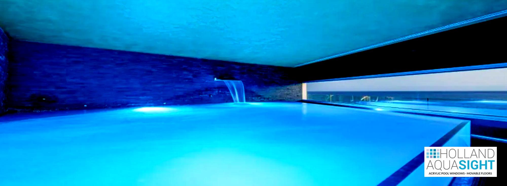 Остекление бассейнов 44