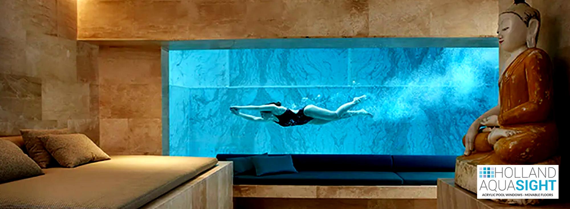 Остекление бассейнов 11